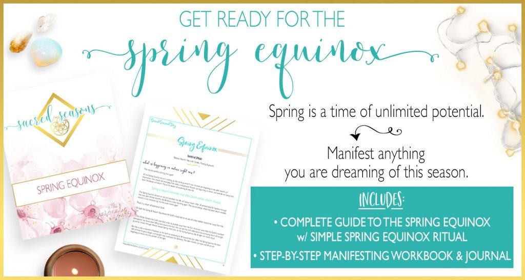 Spring Equinox Guidebook & Ritual
