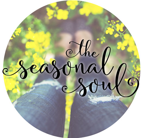 The Seasonal Soul - Exploring simple, grounded, meaningful ways to add a seasonal component to your spiritual practice. Read more at www.TheSeasonalSoul.com