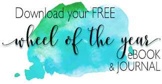 Download a FREE Wheel of the Year eBook & Journal - Use the energy of the season to inspire real growth & change in your life at www.TheSeasonalSoul.com
