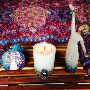 Creating a Mabon Altar for Your Autumn Equinox Ritual. Read more at www.TheSeasonalSoul.com