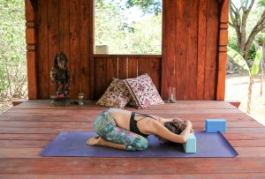 Yin Yoga Sequence by Dagmar Spremberg • Practice Yin Yoga in Winter to Connect with your Divine Feminine
