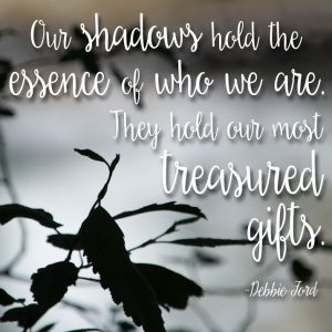 Our shadows hole the essence of who we are. They hold our most treasured gifts. Connect with your Shadow Feminine with this meditation. Read more at www.TheSeasonalSoul.com