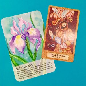 Tarot Spread for New Beginnings & the New Moon