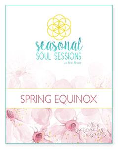 Spring Equinox Ritual & Exercies