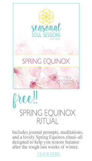 Download a free spring equinox ritual for Ostara
