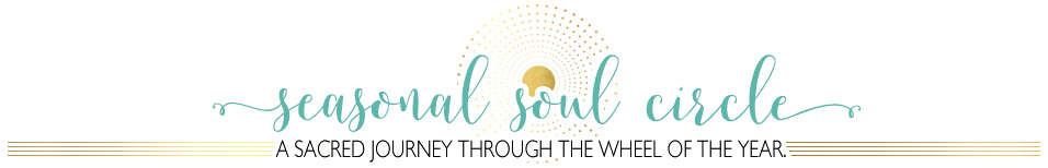 The Seasonal Soul Circle • A Sacred Journey Through the Wheel of the Year