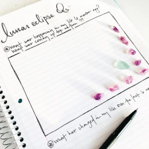 Journal Questions for the Lunar Eclipse
