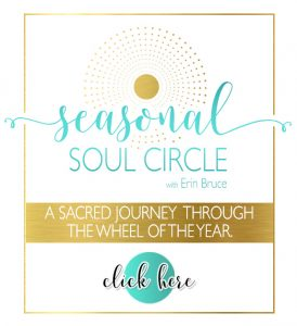 Join the Seasonal Soul Circle • A Sacred Journey through the Wheel of the Year.