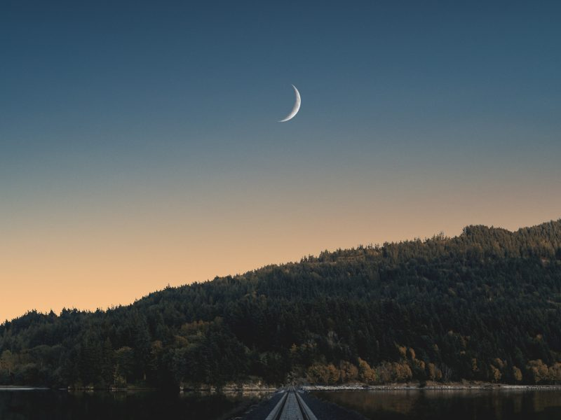 What's the Meaning of the April New Moon?