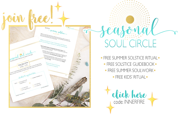 Join the Seasonal Soul Circle for a Free Summer Solstice Ritual