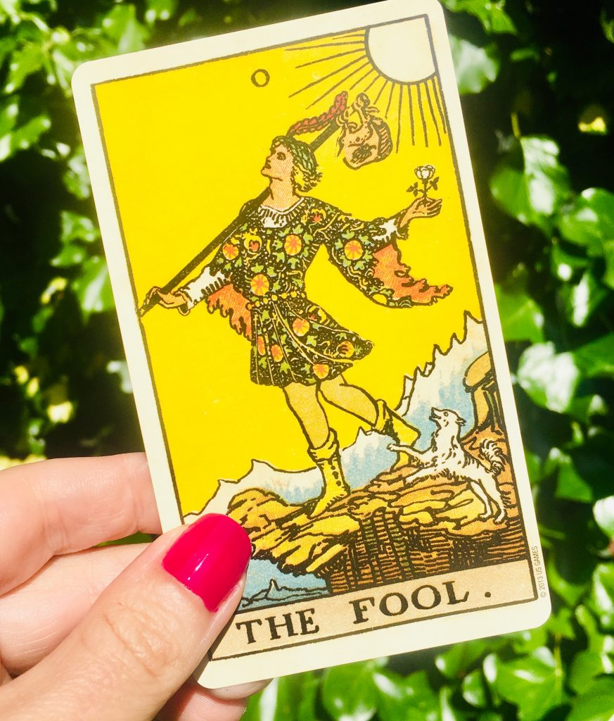 Summer Solstice Ritual • Embrace the Fool
