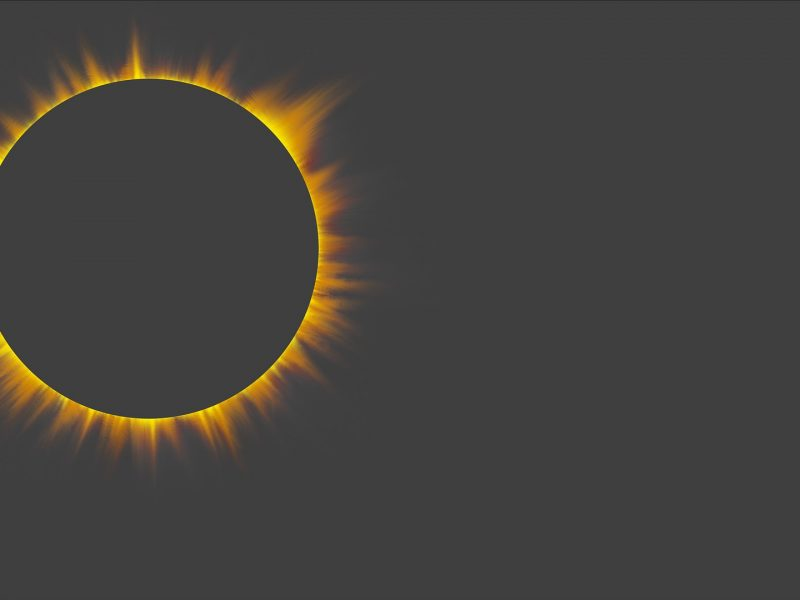 Spiritual Significance of the Solar Eclipse