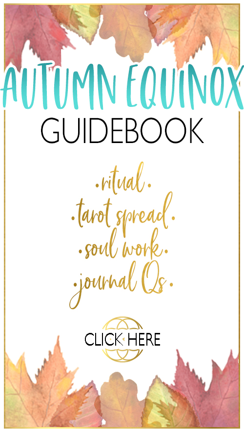 Autumn Equinox Guidebook, Ritual & More