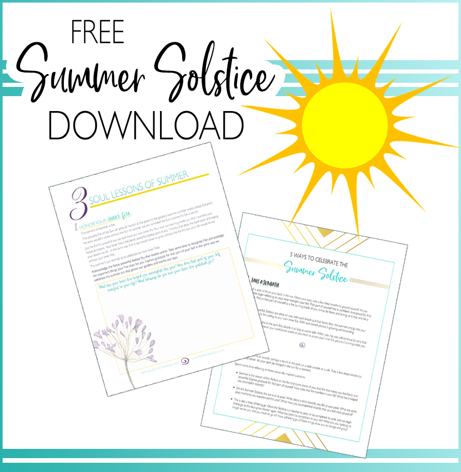 Free Summer Solstice Download