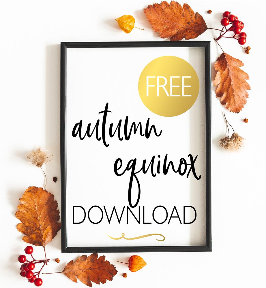 Free Autumn Equinox Download